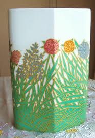 Bauer Vase Rosenthal Studio Line Diamond Shape W Bauer Vase Antique Price
