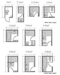 bathroom design layout small bathroom layout ideas from an architect to optimize space