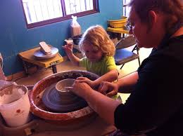 super awesome cool pottery
