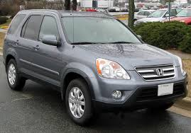 2006 honda cr v information and photos zombiedrive