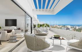 modern penthouses new modern apartments and penthouses with sea views for sale