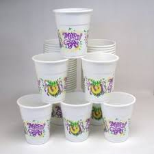 mardi gras throw cups cups cups cups my favorite mardi gras throw new orleans