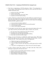download np1 nursing board exam june 2007 answer key docshare tips
