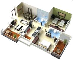 Floor Plan Bungalow Type Contemporary Modern House Plan 76461contemporary Designs Floor