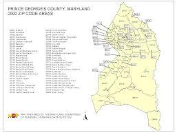 Map Of Philadelphia Zip Codes by Pg County Zip Code Map Zip Code Map