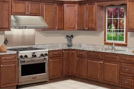 CHARLESTON TRADITIONAL COGNAC Kitchen Cabinets Bargain Outlet - Cognac kitchen cabinets