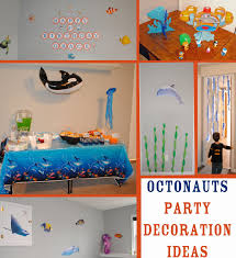 octonauts party supplies moments that take my breath away grace s 4th birthday octonauts