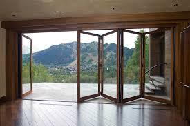 Glass Bifold Doors Exterior Bifold Glass Door Handballtunisie Org