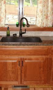 bronze faucets for kitchen amazing venetian oil rubbed bronze faucet kitchen deck mount single