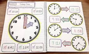 3rd grade interactive math notebook final edition create