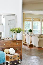 Decorating My Home Fall Decorating Home Tour With Shaw Floors At The Picket Fence