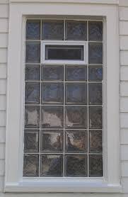 glass block bathroom windows luxury home design modern at glass