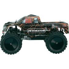 nitro rc monster trucks reely 1 10 rc model car nitro monster truck from conrad com