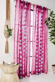 Pink And Purple Curtains Curtains Drapes Window Treatments Anthropologie