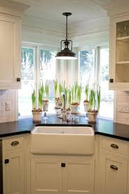 kitchen sink lights lights for over kitchen sink and kitchen sink window love this would