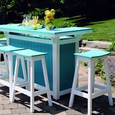 Breezesta Coastal Bar Chair by Berlin Gardens Saddle Bar Stool Bars Benches Picnic Tables