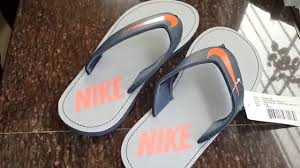 myntra shpng unboxing nike slippers youtube