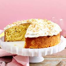 Coconut Cake Recipe Pineapple Lime And Coconut Cake Recipe Weight Watchers Au