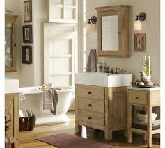 Barn Bathroom Ideas by 32 Best Home Rustic Master Bath Images On Pinterest Bathroom