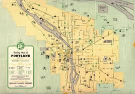 charleston trolley map 1933 1st national bank map portland history portland