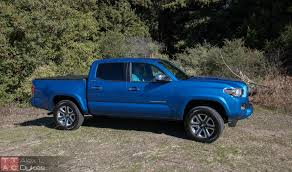 toyota commercial vehicles usa 2016 toyota tacoma limited review u2013 off road taco truck video