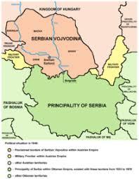 Ottoman Empire Serbia History Of Modern Serbia