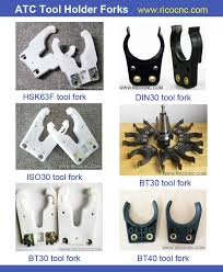 six common kinds of tool holder forks for cnc machine woodweb u0027s