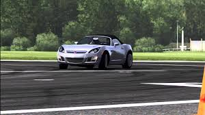 saturn sky red forza motorsport 4 top gear power laps 2007 saturn sky red line