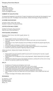 Director Of Nursing Resume Sample Sample Resume For Er Nurse Med Resume Sample Resume For Post Op