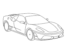ferrari f355 cars colouring colouring tube
