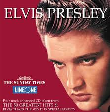free elvis cd rom from sunday times