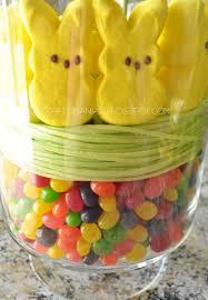 thanksgiving peeps easter tulip display arrangement craft o maniac