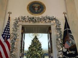 white house reveals 2017 decorations abc news