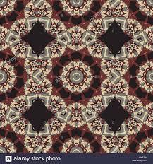 ornaments seamless wallpaper stylized mandala circular