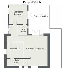 catering kitchen floor plan access statement u2013 treworgans farm holidays in cornwall