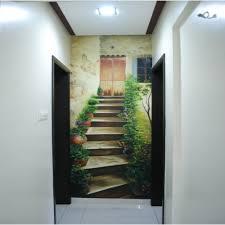 3d wall designer 3d wall paintings at rs 550 square ganesh peth
