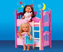 2 floor bed evi love dolls themes www simbatoys de