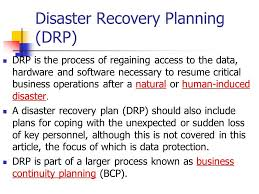 sample business continuity plan disaster recovery documentation