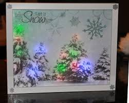 blog christmas shadow box