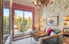 celebrity homes interior photos designer zac posen snags an elegant upper east side penthouse for