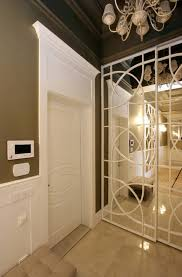 eclectic apartment design in ukraine by svoya studio freshome com