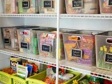 pantry ideas for kitchen pictures of kitchen pantry options and ideas for efficient storage