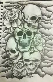 skull cameo design by sanguineasperso on deviantart