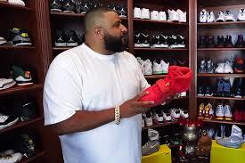 dj khaled sneaker closet hypebeast