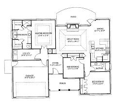house plans with floor plans small bungalow house plans floor plan smallest bedroom house