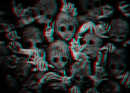 deathly scary halloween background pics creepy dolls wallpaper image gallery hcpr