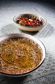 la cuisine juive tunisienne tunisie gourmande de jacqueline bismuth
