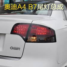 audi a4 tail lights 2018 for xiushan dedicated to 05 08 audi a4 b7 led taillights
