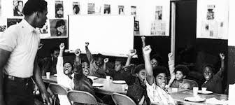 MyBlackHistory  What Do Black Panthers Have to Do With a Charter School Principal  Let Me Tell You Education Post