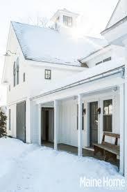 new england farmhouse a classic white new england farmhouse in maine